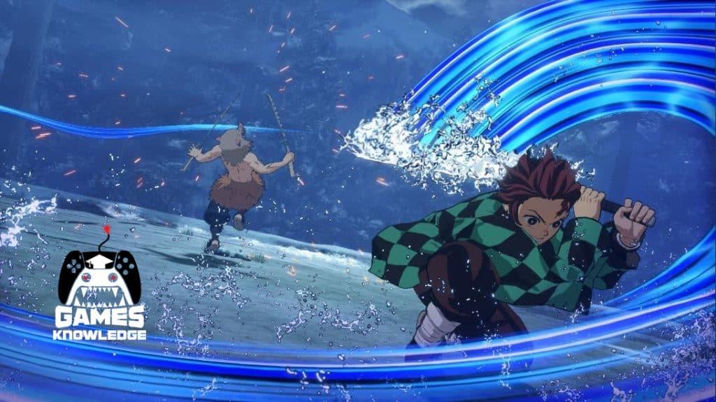 เกมส์ใหม่ ดาบพิฆาตอสูร Demon Slayer Kimetsu no Yaiba
