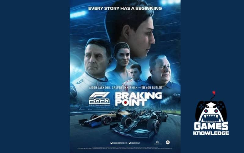 ข่าวเกมส์ F1 2021 กับโหมด Braking Point