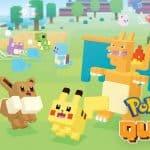 เกมส์มือถือ Pokémon Quest