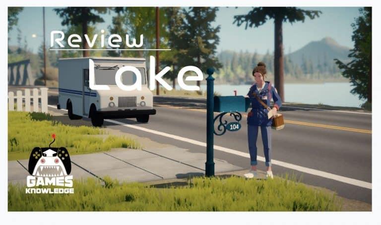 เกมส์ใหม่ Lake