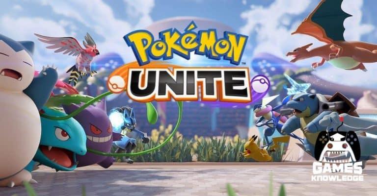 เกมส์มือถือ Pokémon Unite